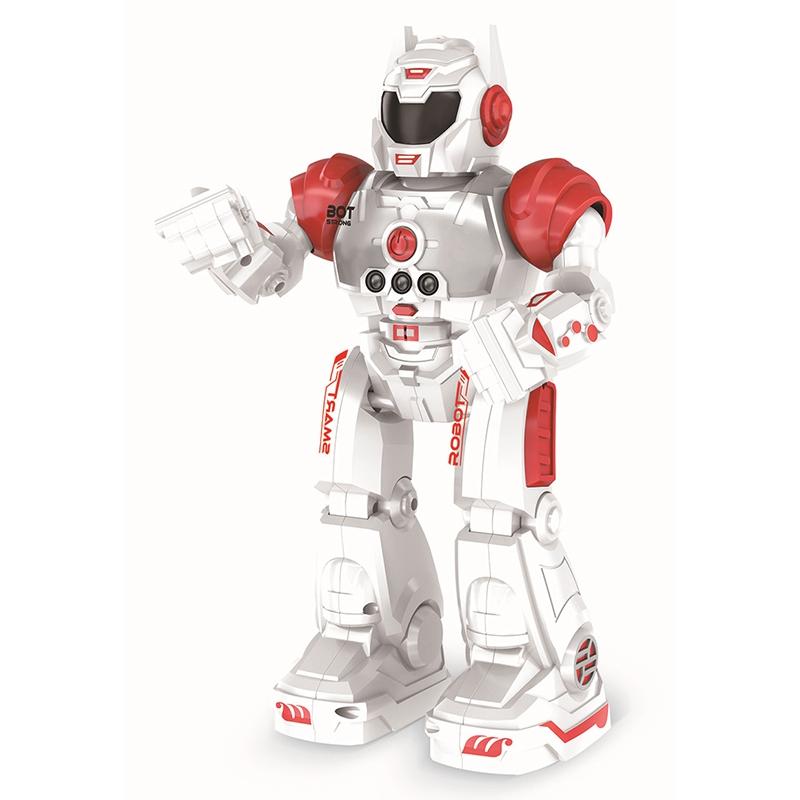 2X-Robot-de-Deteccion-de-Gestos-Modelo-de-Juguete-Control-Remoto-Inalambric-D3I9 miniatura 3