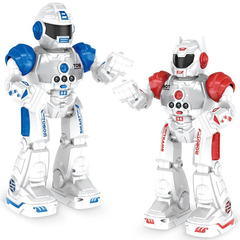 2X-Robot-de-Deteccion-de-Gestos-Modelo-de-Juguete-Control-Remoto-Inalambric-D3I9 miniatura 4
