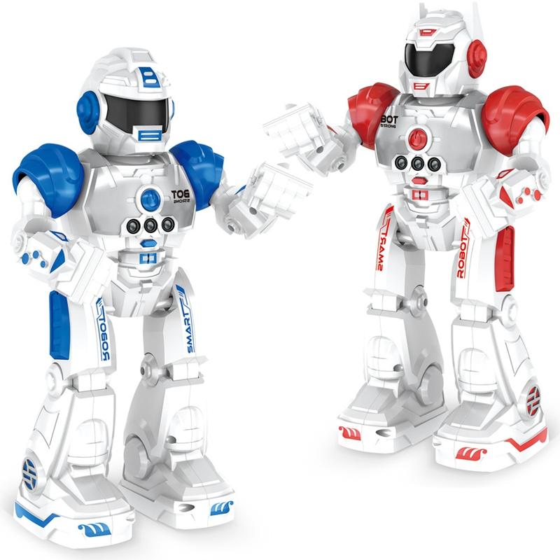 2X-Robot-de-Deteccion-de-Gestos-Modelo-de-Juguete-Control-Remoto-Inalambric-D3I9 miniatura 5