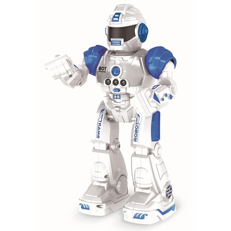2X-Robot-de-Deteccion-de-Gestos-Modelo-de-Juguete-Control-Remoto-Inalambric-D3I9 miniatura 11
