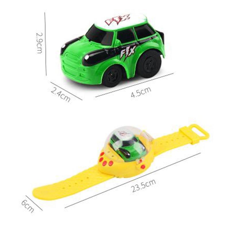 2-4G-Gravity-Induction-Watch-Control-Remoto-Racing-Car-Children-039-S-Control-A5H8 miniatura 5