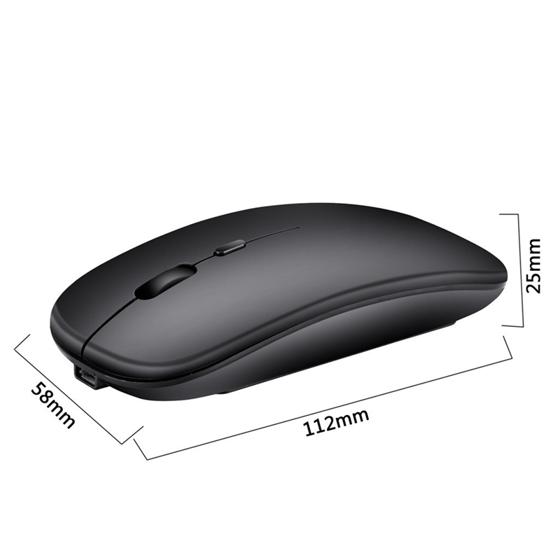 1600-Dpi-Usb-Optical-Wireless-Computer-Mouse-2-4G-Receiver-Super-Slim-Mouse-D4H3 thumbnail 9