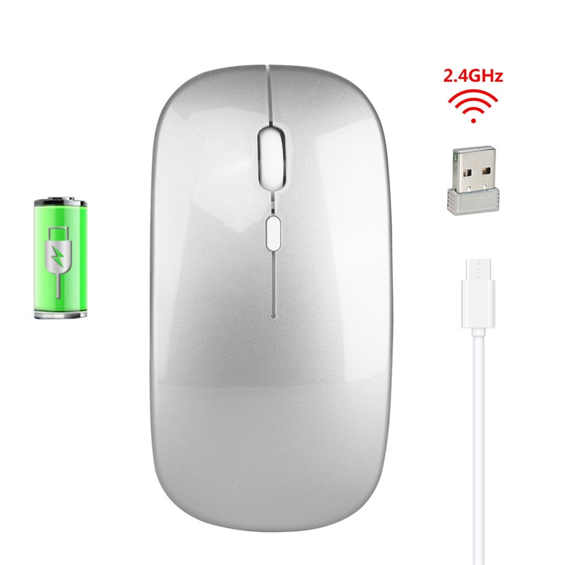 1600-Dpi-Usb-Optical-Wireless-Computer-Mouse-2-4G-Receiver-Super-Slim-Mouse-D4H3 thumbnail 21