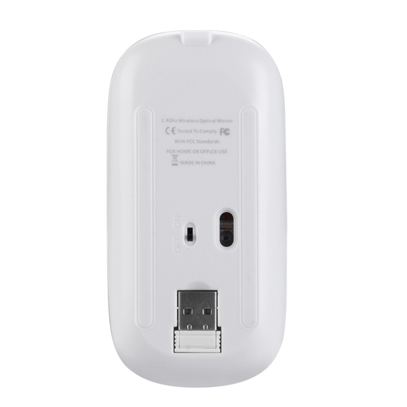 1600-Dpi-Usb-Optical-Wireless-Computer-Mouse-2-4G-Receiver-Super-Slim-Mouse-D4H3 thumbnail 28