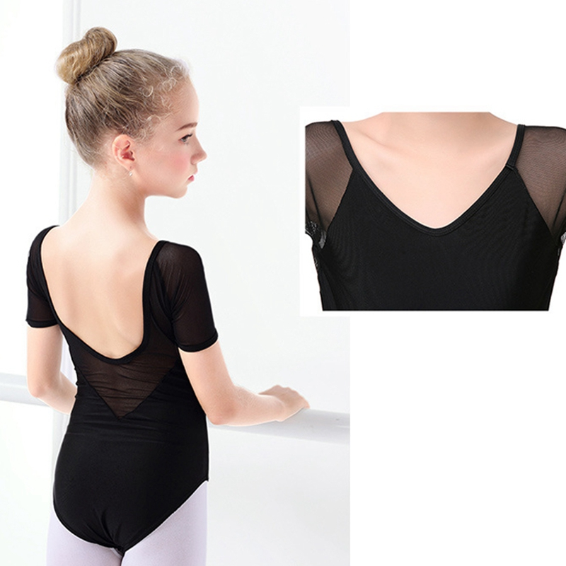 2X-Ballet-Leotards-For-Girls-Children-039-S-Dance-Costumes-Practice-Clothes-B-S4Q4 thumbnail 3