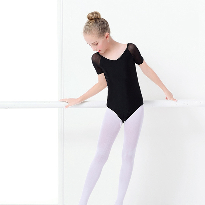 2X-Ballet-Leotards-For-Girls-Children-039-S-Dance-Costumes-Practice-Clothes-B-S4Q4 thumbnail 5