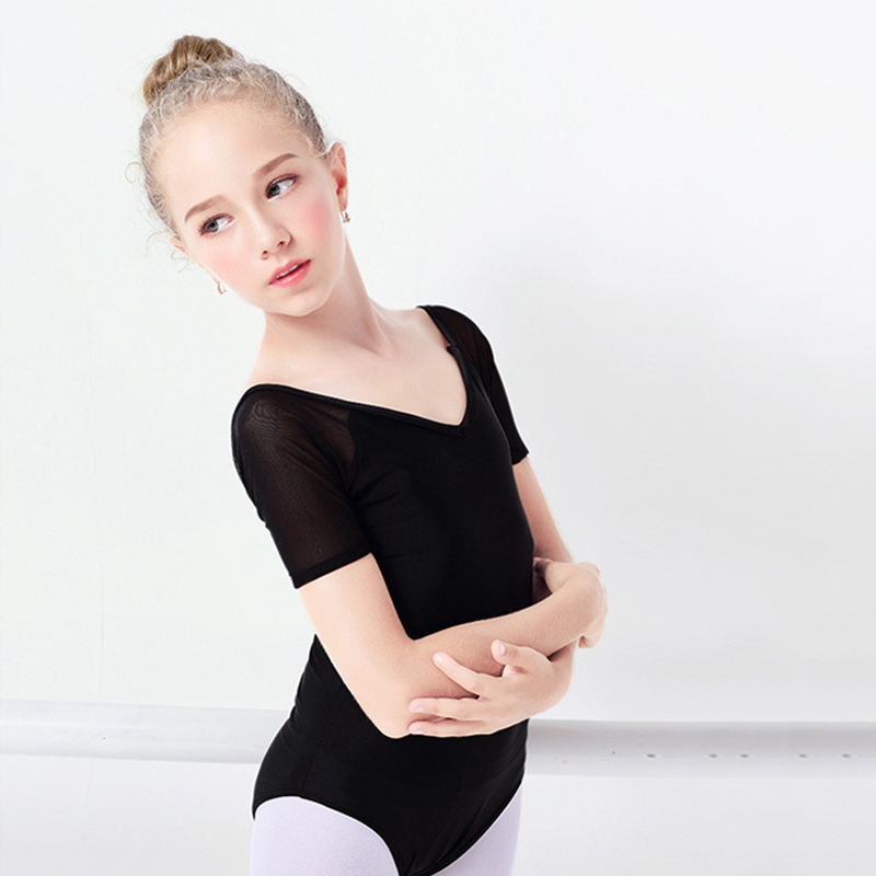 2X-Ballet-Leotards-For-Girls-Children-039-S-Dance-Costumes-Practice-Clothes-B-S4Q4 thumbnail 6
