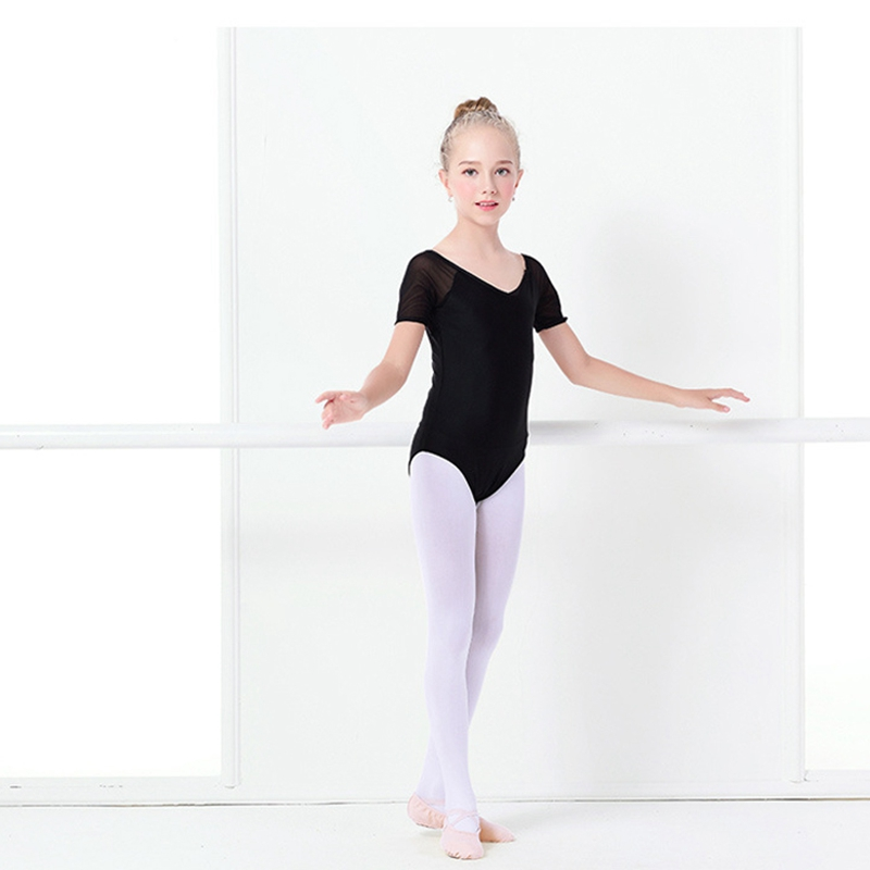 2X-Ballet-Leotards-For-Girls-Children-039-S-Dance-Costumes-Practice-Clothes-B-S4Q4 thumbnail 7