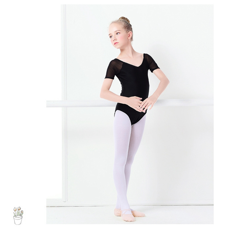 2X-Ballet-Leotards-For-Girls-Children-039-S-Dance-Costumes-Practice-Clothes-B-S4Q4 thumbnail 8