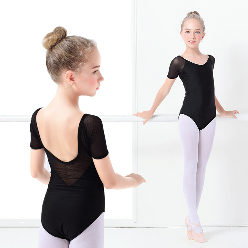 2X-Ballet-Leotards-For-Girls-Children-039-S-Dance-Costumes-Practice-Clothes-B-S4Q4 thumbnail 9