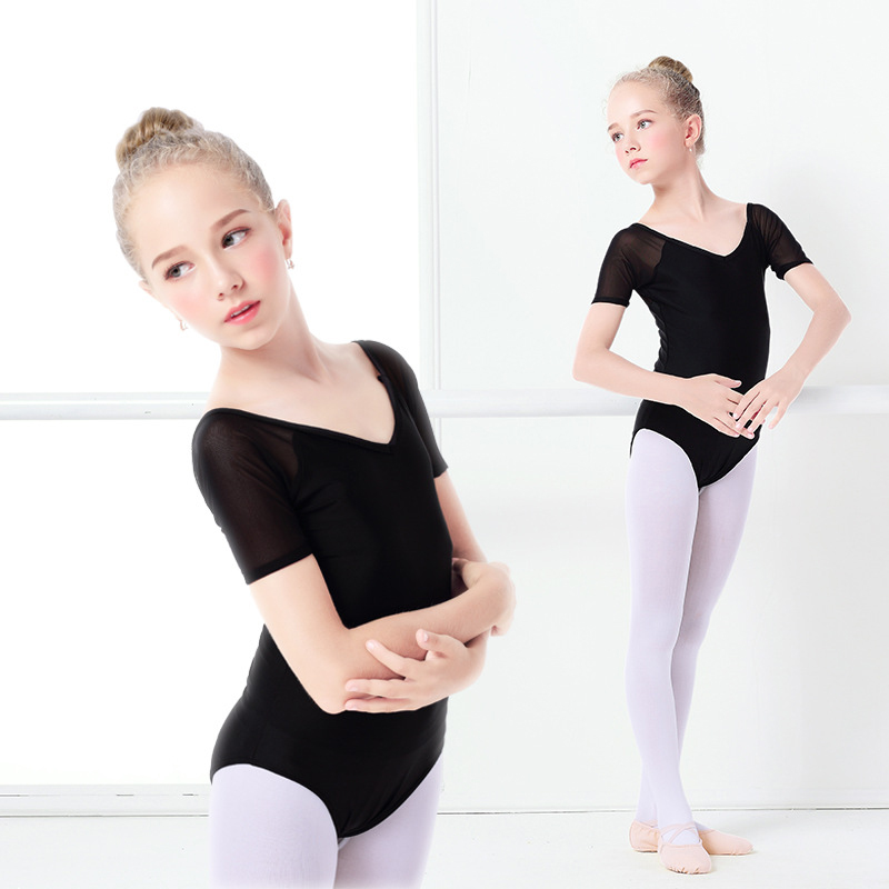 2X-Ballet-Leotards-For-Girls-Children-039-S-Dance-Costumes-Practice-Clothes-B-S4Q4 thumbnail 10
