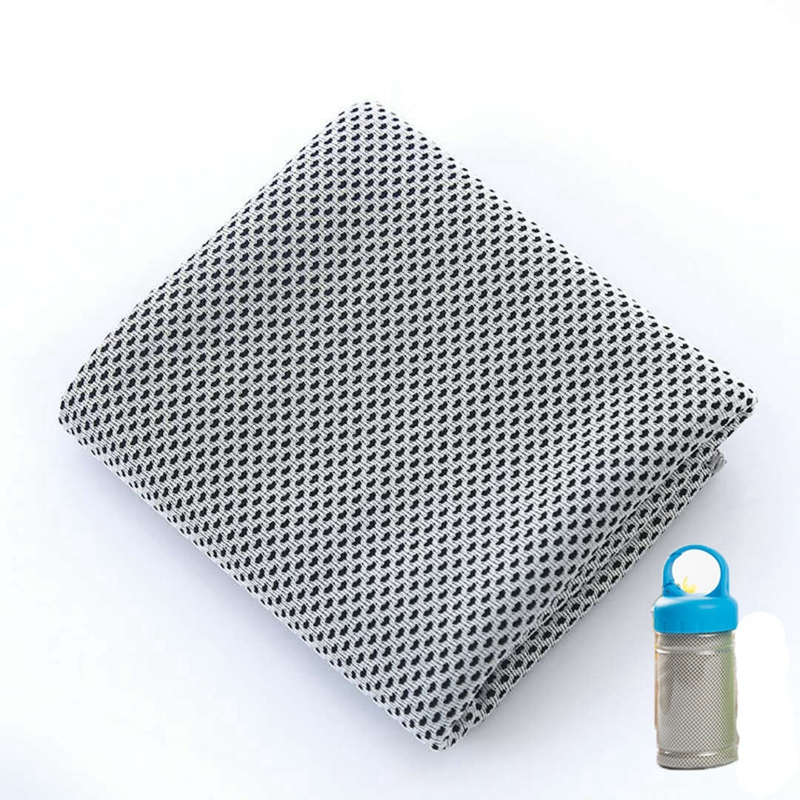 Canned-Sport-Ice-Towel-90X30Cm-Utility-Enduring-Instant-Cooling-Face-Towel-G6Z1 thumbnail 12