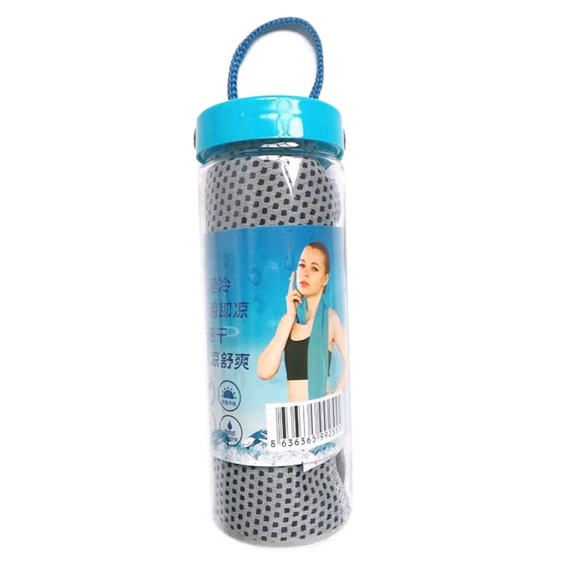 Canned-Sport-Ice-Towel-90X30Cm-Utility-Enduring-Instant-Cooling-Face-Towel-G6Z1 thumbnail 13