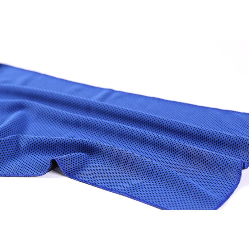 Toalla-de-Hielo-Deportiva-90X30Cm-Utilidad-Duradera-Enfriamiento-Instantane-Y4T5 miniatura 9