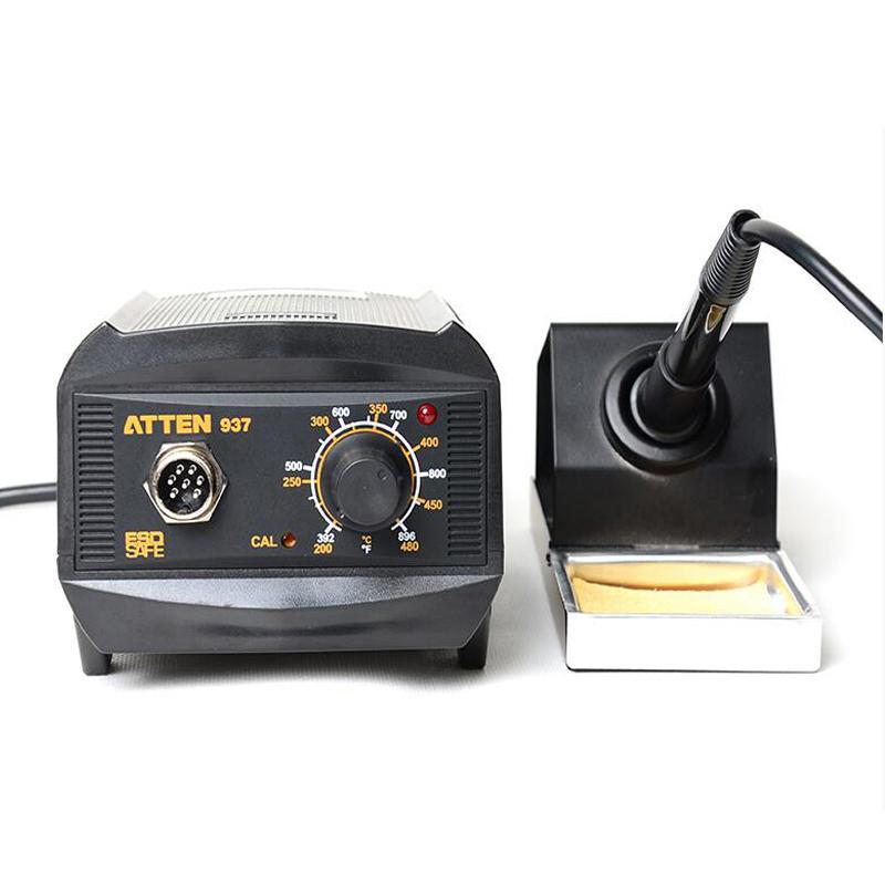 ATTEN-AT937-220V-Industrial-Grade-Anti-Static-Soldering-Station-Constant-Tempera thumbnail 3