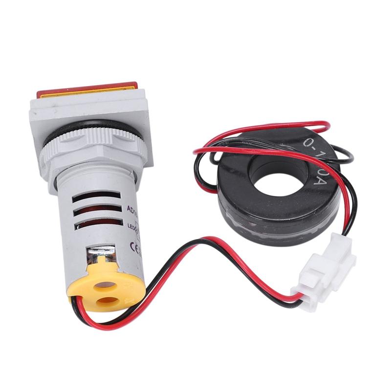 Led-Digital-Dual-Display-Voltmeter-Amperemeter-Voltage-Gauge-Meter-Ac-60-M9D5 Indexbild 4