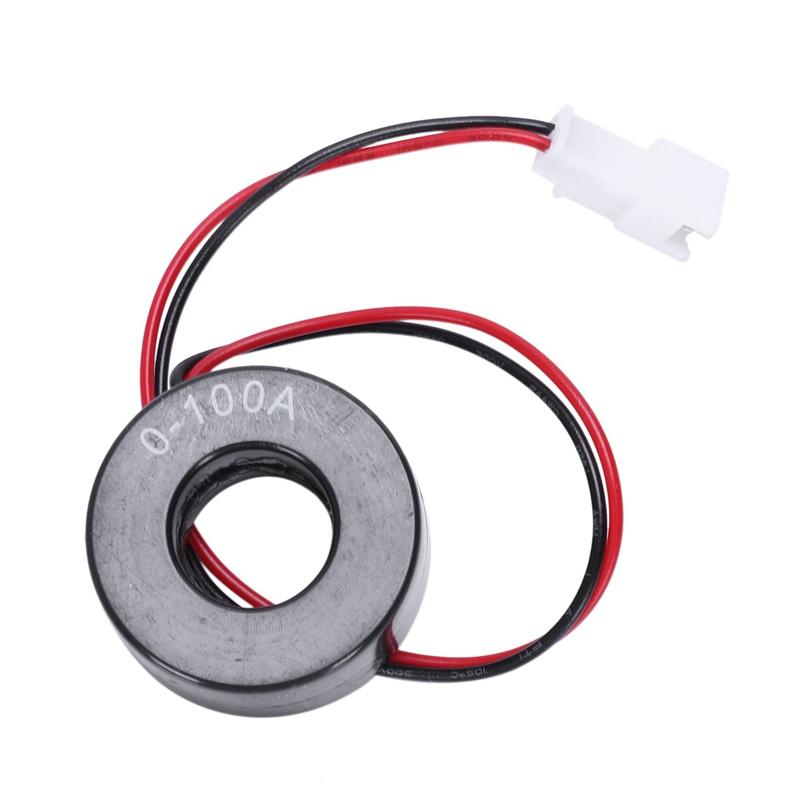 Led-Digital-Dual-Display-Voltmeter-Amperemeter-Voltage-Gauge-Meter-Ac-60-M9D5 Indexbild 9