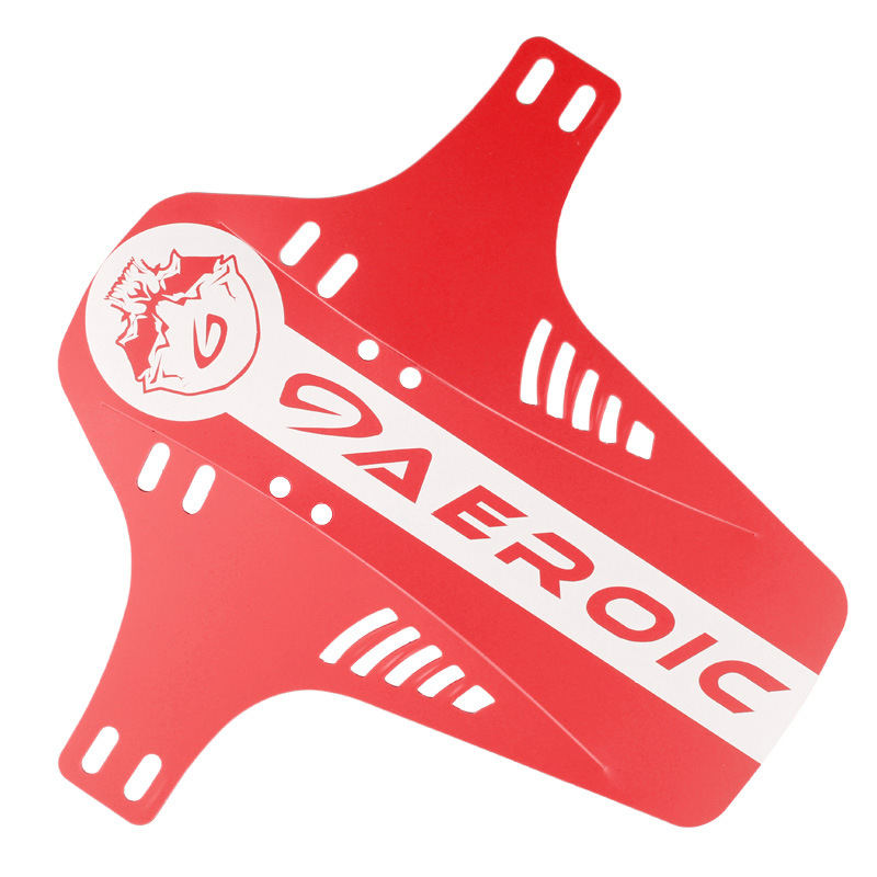Aeroic Colorful Mtb Bike Rear Fenders Saddle Rail Fender//Front Frok Mud Gua B8C4
