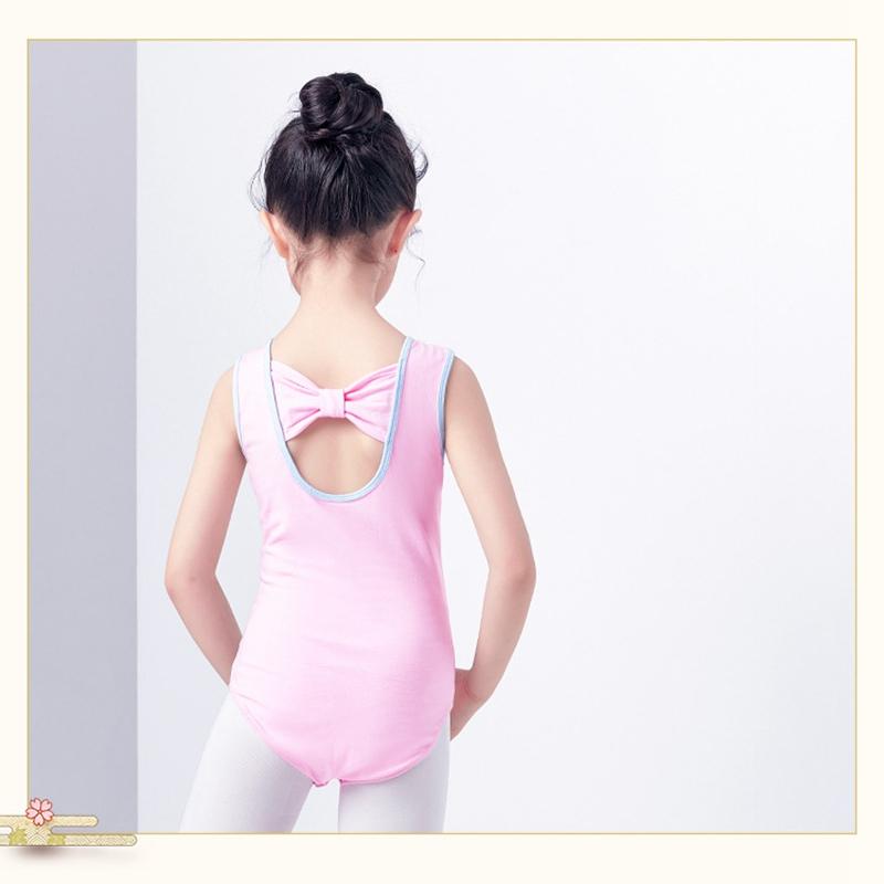 2X-Ballet-Leotards-For-Girls-Dancewear-Classical-Practice-Clothing-Buckle-B-Z2V4 thumbnail 4