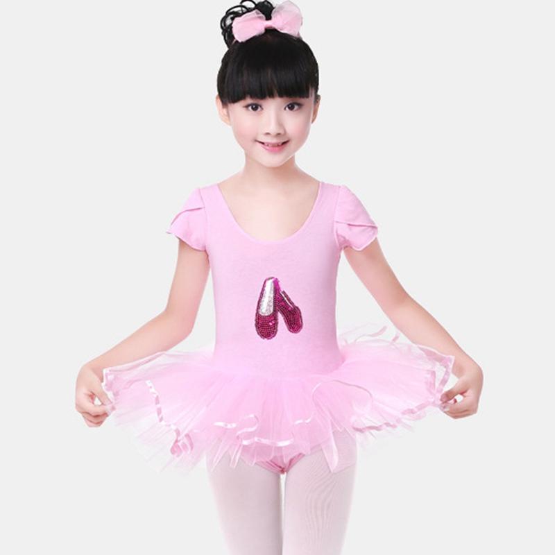 miniatura 3 - Abito da Ballo per Bambini Prestazioni Versione Coreana Dell'Abito da Princ L4N7