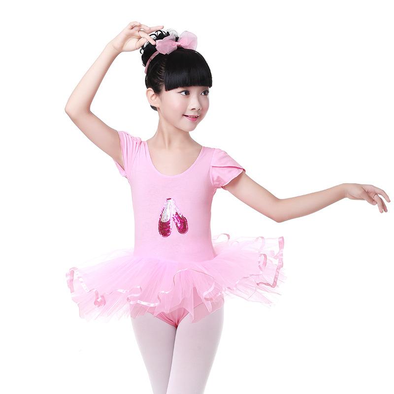 miniatura 4 - Abito da Ballo per Bambini Prestazioni Versione Coreana Dell'Abito da Princ L4N7