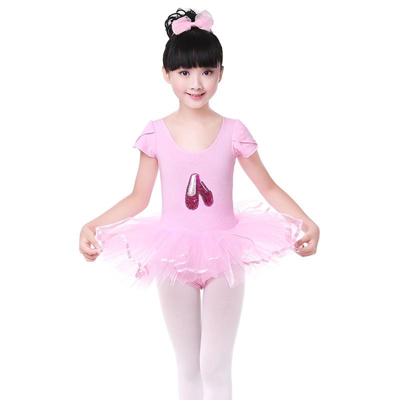miniatura 5 - Abito da Ballo per Bambini Prestazioni Versione Coreana Dell'Abito da Princ L4N7