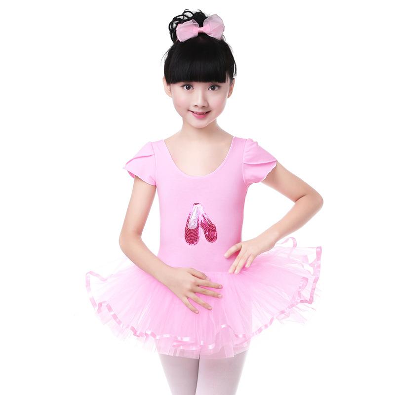 miniatura 7 - Abito da Ballo per Bambini Prestazioni Versione Coreana Dell'Abito da Princ L4N7