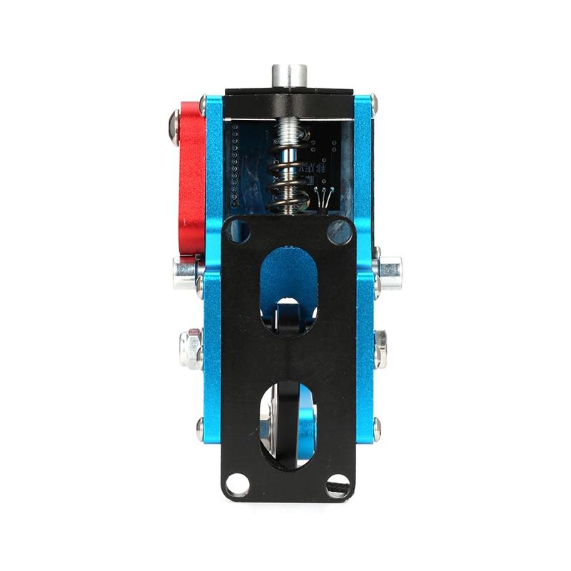Nuevo-Logitech-Brake-sistema-de-14-bits-Hall-Sensor-USB-de-freno-de-mano-sim-para-Racing-GaR1S2 miniatura 12