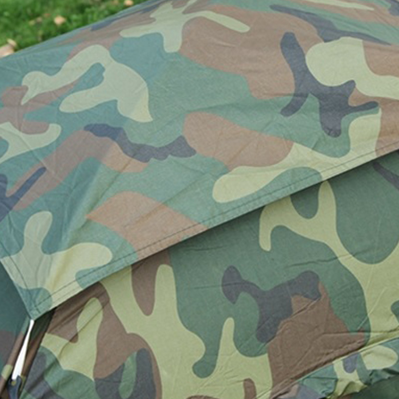 thumbnail 6 - Portable Outdoor Camping Camouflage Tent Outdoor Camping Recreation Couple  J1T2