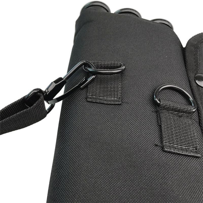 Carquois-de-Tir-a-L-039-Arc-Carquois-a-3-Tubes-Porte-Fleches-Portable-pour-le-Ti-j1y miniature 5