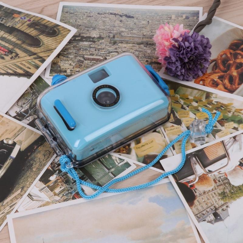 2X-Camara-de-Pelicula-para-Ninos-Camara-de-Pelicula-Vintage-Impermeable-Ya-D7S3 miniatura 10