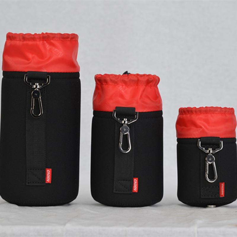 Caden-Waterproof-Padded-Protector-Camera-Lens-Bag-Case-Pouch-For-Dslr-Nikon-L2V6 thumbnail 9