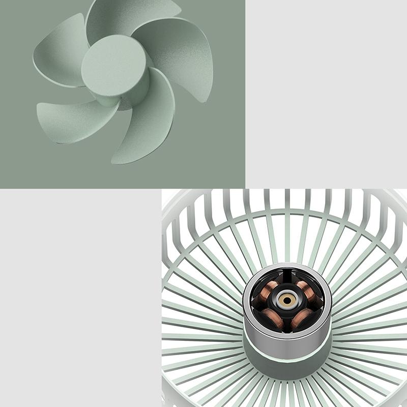 SOTHING-Mini-Fan-Portable-Usb-Port-360-Degree-Rotation-Handy-Mini-Fan-For-S-F5P3 thumbnail 8