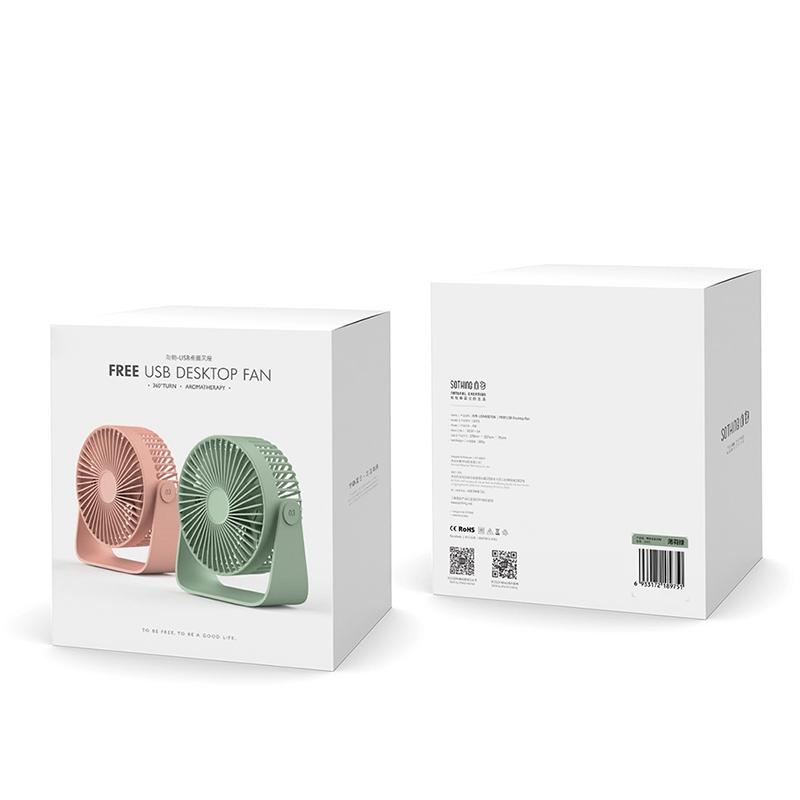 SOTHING-Mini-Fan-Portable-Usb-Port-360-Degree-Rotation-Handy-Mini-Fan-For-S-F5P3 thumbnail 11