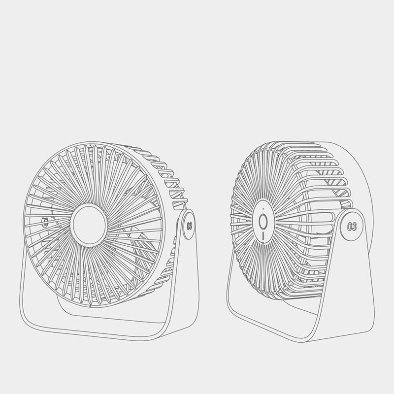 SOTHING-Mini-Fan-Portable-Usb-Port-360-Degree-Rotation-Handy-Mini-Fan-For-S-F5P3 thumbnail 19