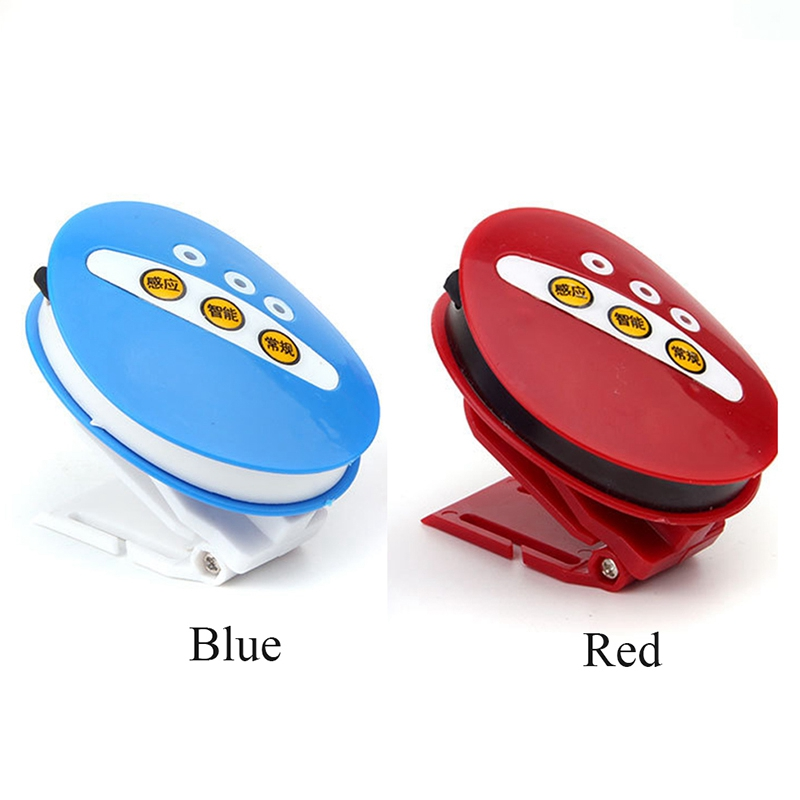 2X-Headlight-Clip-Cap-Lamp-Durable-Smart-Usb-Charging-Lightweight-Infrared-M2I9 thumbnail 3