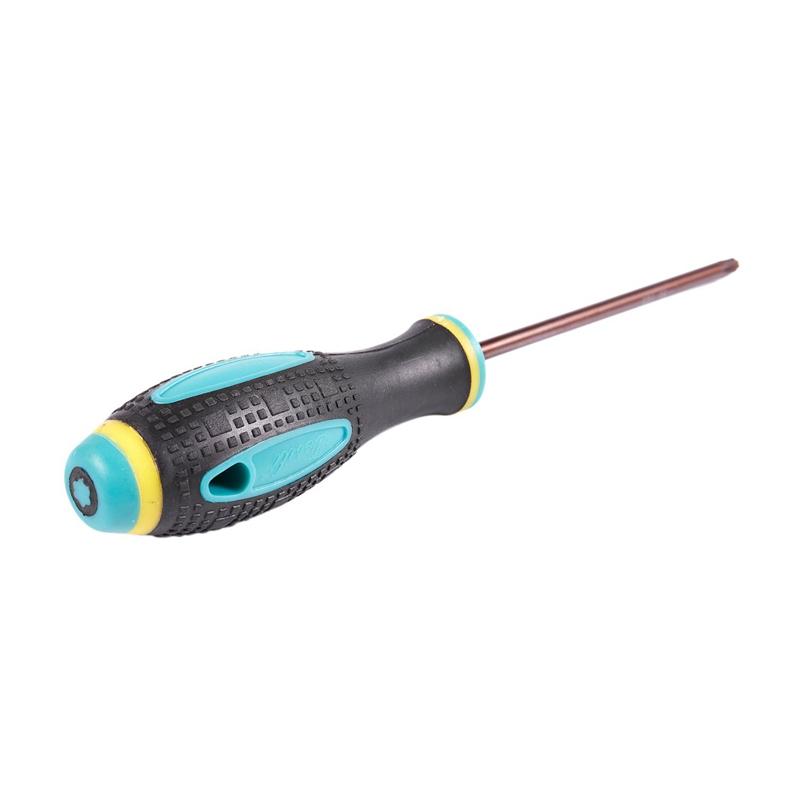 Repair Tool Antislip Handle 100mm x T20 Torx Magnetic Tip Screwdriver