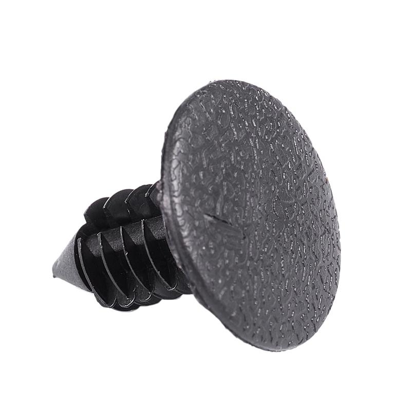 20 Stück 10mm Loch Kunststoff Nieten Verschluss Kotflügel Stossstange Push X6O5