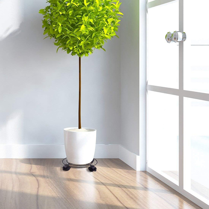 2X-Plant-Caddy-Plant-Caddy-With-Lockable-Casters-For-Moving-Plants-Around-T-M9X1 thumbnail 10