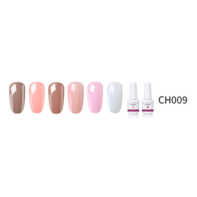 2X-GRAEAR-Nail-Polish-Glue-Set-6-Piece-Set-8Ml-Solid-Color-Nail-Polish-Glue-J9T5 thumbnail 10