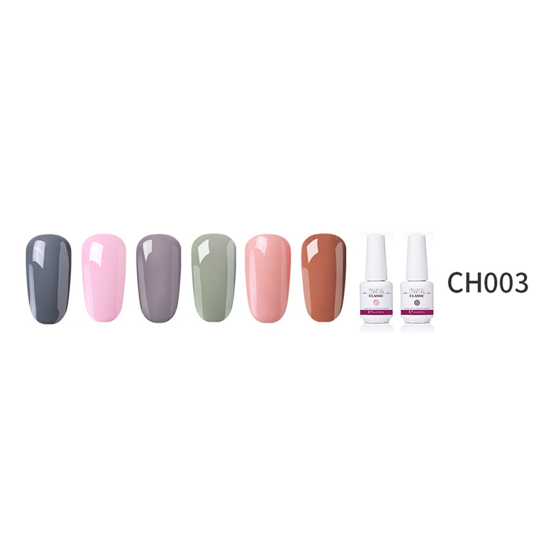 2X-GRAEAR-Nail-Polish-Glue-Set-6-Piece-Set-8Ml-Solid-Color-Nail-Polish-Glue-J9T5 thumbnail 22