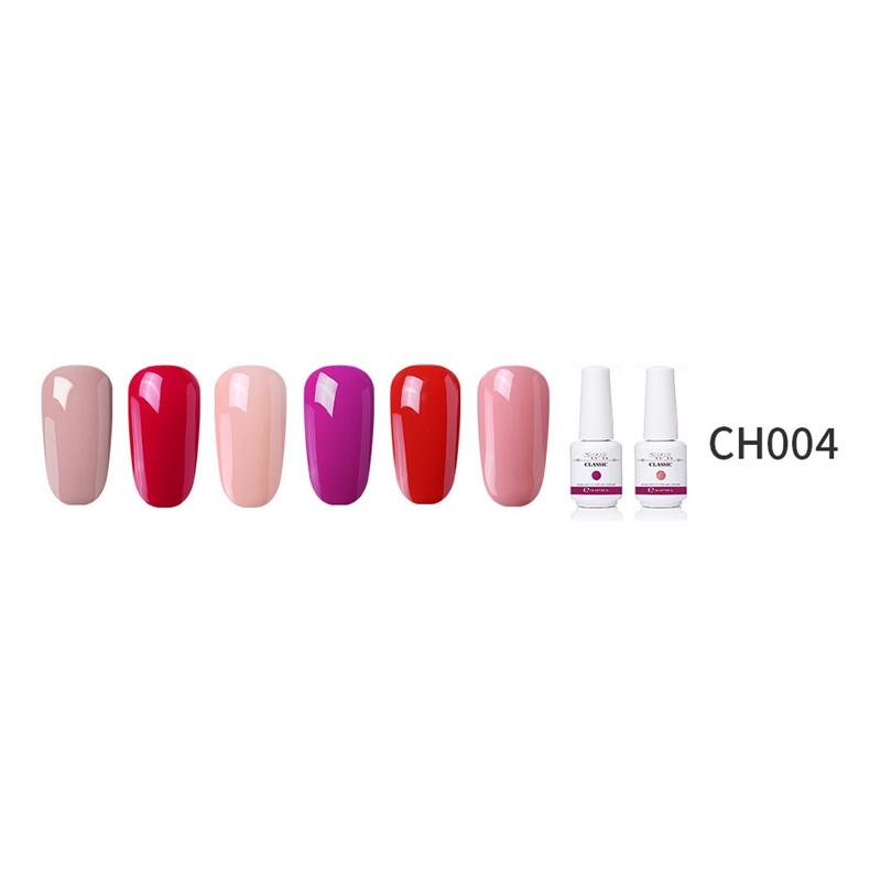 2X-GRAEAR-Nail-Polish-Glue-Set-6-Piece-Set-8Ml-Solid-Color-Nail-Polish-Glue-J9T5 thumbnail 29