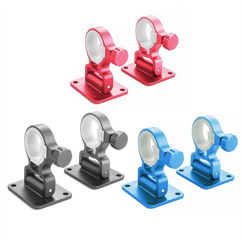 2X-Aluminum-Magnesium-Alloy-Folding-Umbrella-Holder-Stand-For-Fishing-Umbre-I7I4 thumbnail 10