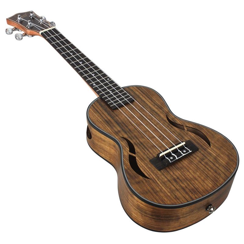 Irin Tenor Ukulele Kits 26 Zoll Walnuss Holz 18 Fret Akustik Gitarre Ukelele i98