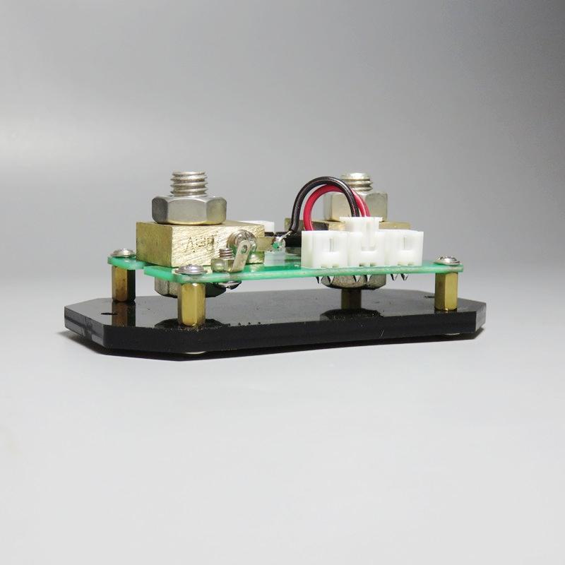 Dc-120-V-100-ein-Lcd-Combo-Meter-Spannung-Strom-Kwh-Watt-Meter-12-V-24-V-48-1M7 Indexbild 5
