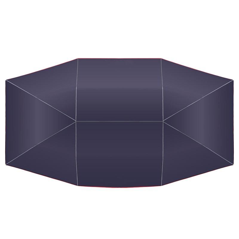 4-5X2-3M-Nouvelle-Voiture-en-Plein-Air-VeHicule-Tente-de-Voiture-Parapluie-A5Q6 miniature 3