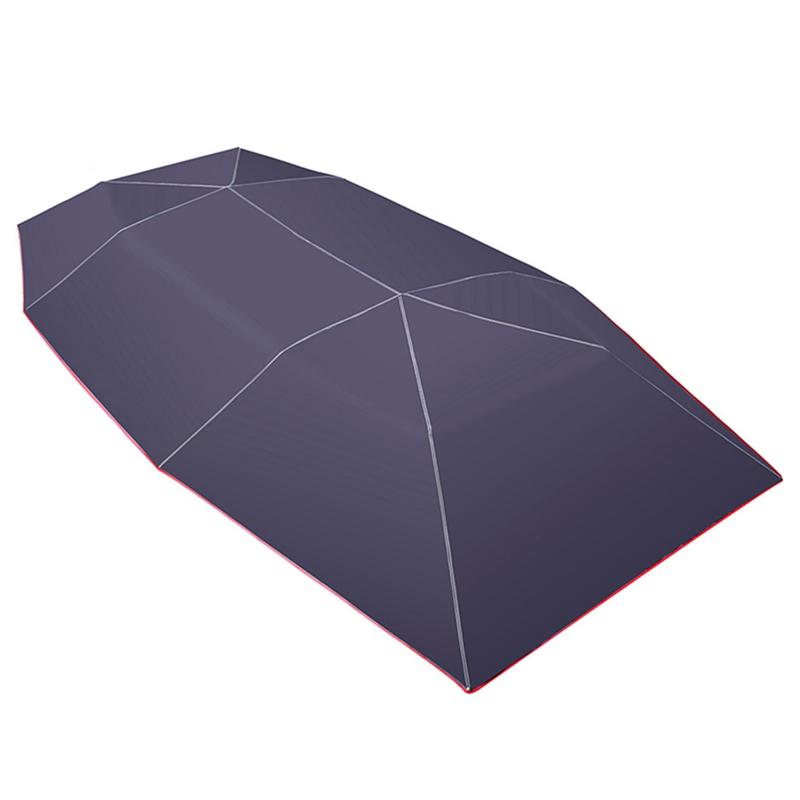 4-5X2-3M-Nouvelle-Voiture-en-Plein-Air-VeHicule-Tente-de-Voiture-Parapluie-A5Q6 miniature 4