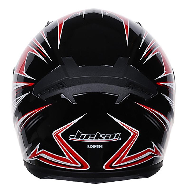 Jiekai Motorcycle Helmet Double Lens Helmet Half Covered Helmet Motorcycle C8y5 For Sale Online Ebay