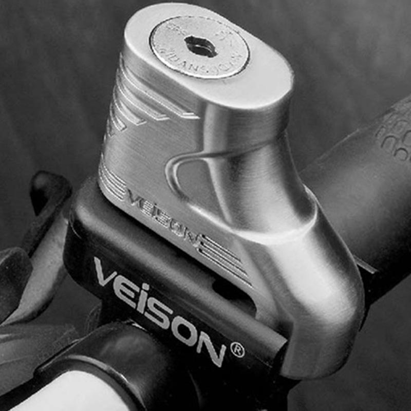 1X-VEISON-Bloccaggio-Dei-Freni-un-Disco-per-Moto-5Mm-Mtb-Bicicletta-Auto-El-V5E3 miniatura 3