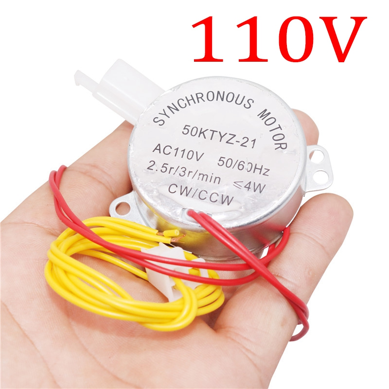 1X-1-Pcs-Incubator-Automatic-Egg-Turning-Motor-Synchronous-Motor-2-5-3R-Min1G2 thumbnail 3